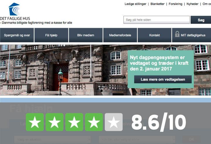 Det Faglige Hus | Læs mere om Det Faglige Hus hos A-kasse Danmark